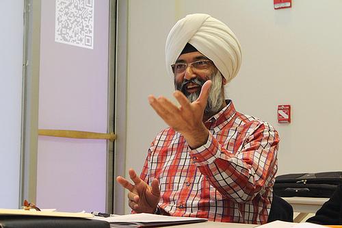 Dr. Tarunjit Singh Butalia's Peace One Day Article