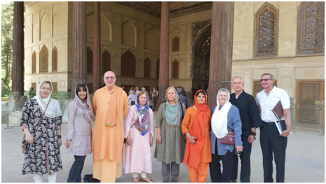 Article, Vignettes from Iran: Track II Diplomacy by Rev. Richard Cizik